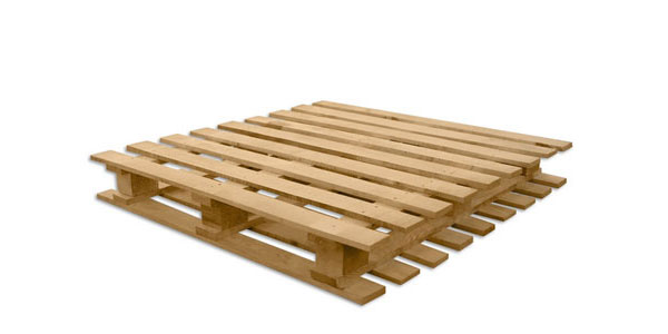 Two and four way pallets